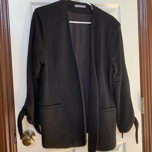 Olivia Moon black jacket/blazer.  Size XL.